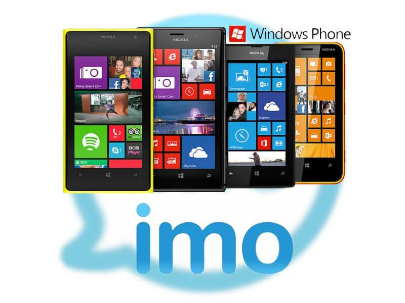 imo windows phone