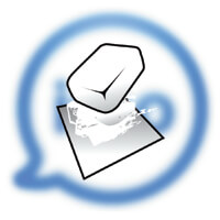 Как удалить или восстановить переписку в имо